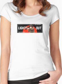 Kaga The Operator (shirt) Women's Fitted Scoop T-Shirt