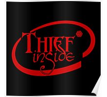 Thief Inside Poster
