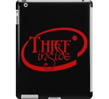Thief Inside iPad Case/Skin