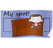 My Spot Poster