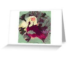 Harpyie Greeting Card