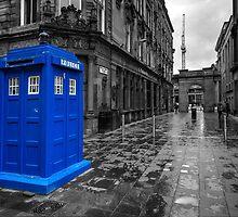 Blue Box  by Rob Hawkins