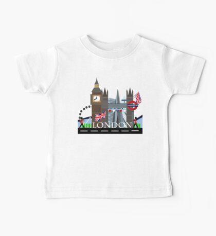 London City Baby Tee