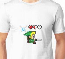 Zelda Pixel Art (Link) Unisex T-Shirt