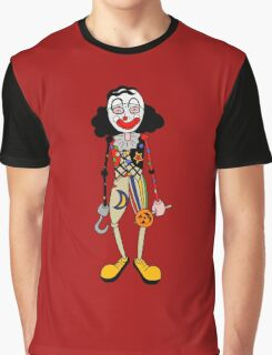 Mr Jelly Psychoville inspired design Graphic T-Shirt