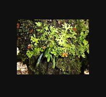 Ribbon Fern, Moss and Lichen, Cradle Mountain, Tasmania, Australia. Unisex T-Shirt