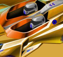 Cadillac Supercar Concept Sticker