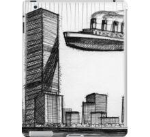 Titanic Towers iPad Case/Skin