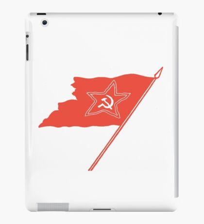 Soviet Banner iPad Case/Skin