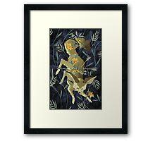 Fennek Framed Print