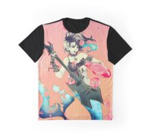 PunkSiren Graphic T-Shirt