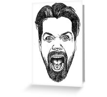 Simon Neil Illustration Greeting Card