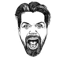Simon Neil Illustration Photographic Print