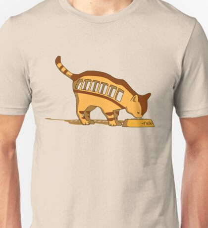 le VRAI Chat-Bus IRL ! #Ghibli #Totoro #fan art #neko #Cat #Chat #IRL #in real life - Nekobus IRL Unisex T-Shirt