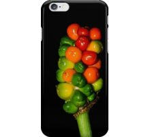 Arum-Maculatum iPhone Case/Skin