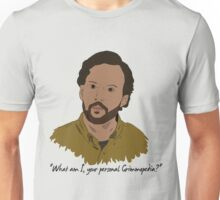 Monroe - What am I, your personal grimmopedia? Unisex T-Shirt