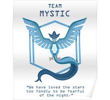 Pokemon Go Team Mystic Team Blue Pokemon Go 2016 New Game Poster