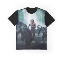 The Legend of Tarzan 2016 New Movie Fantastic Desg Graphic T-Shirt