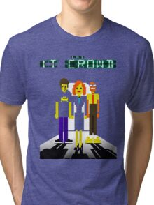 it crowd Tri-blend T-Shirt