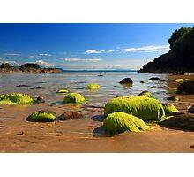 Fintragh Bay Beach Photographic Print
