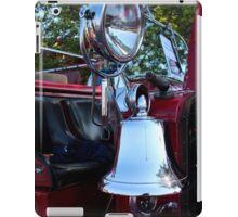 Fire Truck Bell II iPad Case/Skin