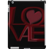 A View Of Billy Penn iPad Case/Skin