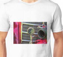 Fire Truck Gauge Unisex T-Shirt