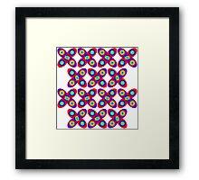 Geo 73 Framed Print