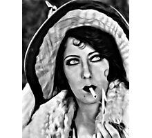 Gloria Swanson Photographic Print
