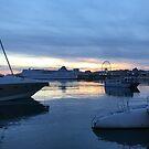 sunset by Pawel J
