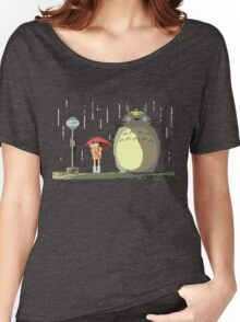 GHIBLI #02 Women's Relaxed Fit T-Shirt