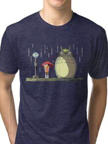 GHIBLI #02 Tri-blend T-Shirt