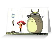 GHIBLI #02 Greeting Card