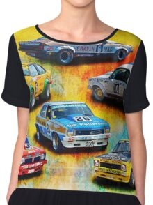 Group C Holden Toranas Chiffon Top