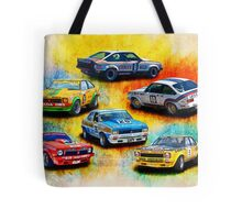Group C Holden Toranas Tote Bag