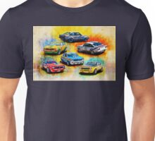 Group C Holden Toranas Unisex T-Shirt