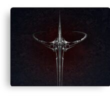 quake Canvas Print