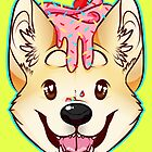 Cupcake Corgi by CupcakeCreature