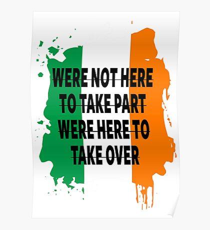 Conor Mcgregor Quote Poster