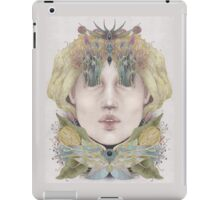 (no title for now) iPad Case/Skin