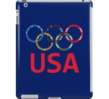 USA Olympic iPad Case/Skin