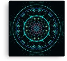 Mandala for Ian Garcia Canvas Print
