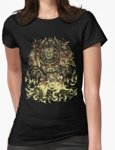 Champion of Chaos Womens Fitted T-Shirt