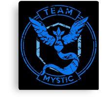 Team Mystic Canvas Print