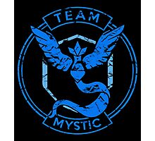 Team Mystic Photographic Print