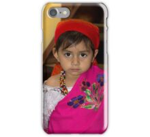 Cuenca Kids 795 iPhone Case/Skin