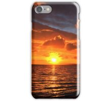 Seafront Sunrise iPhone Case/Skin