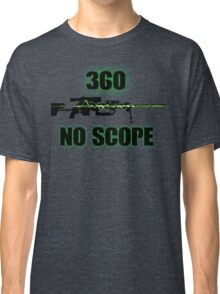 360 No Scope - Modern Warfare 2 Classic T-Shirt