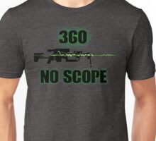 360 No Scope - Modern Warfare 2 Unisex T-Shirt