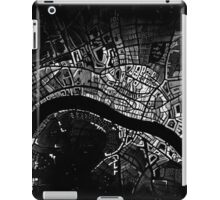 Map of Old 16th Century London  iPad Case/Skin